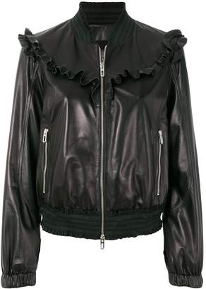 Drome frill trim jacket