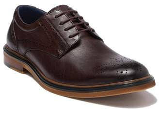 English Laundry Maddox Leather Wingtip Derby