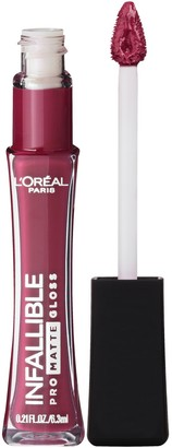 L'Oreal Infallible Pro Matte Lip Gloss