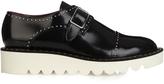 Stella McCartney Odette faux-leather monk-strap shoes