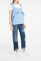 Paul & Joe Tie-Strap Poplin Top