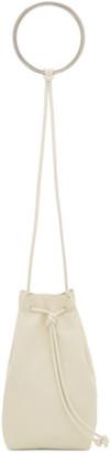 Jil Sander Off-White Small Bracelet Drawstring Pouch