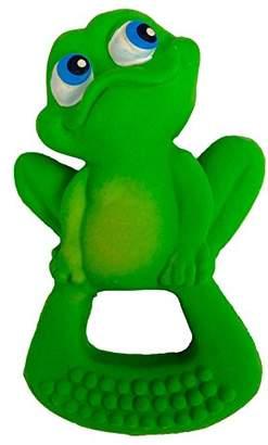 LANCO Toys 870 - Teether Ranita, 100% Natural Latex, Organic and eco-Friendly