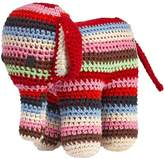 Anne Claire Hand-Crocheted Organic Cotton Elephant