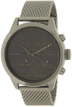 Tommy Hilfiger Men's Icon Mesh Bracelet Watch, 44mm