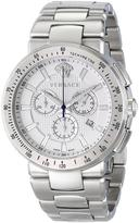 Versace Mystique Sport VFG090014 Men's Watch with Tachymeter Bezel and Chronograph