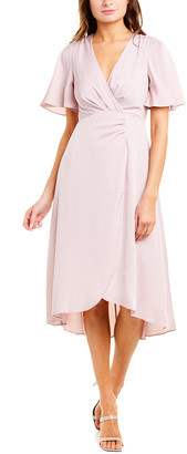 Astr The Label Delaney Midi Dress