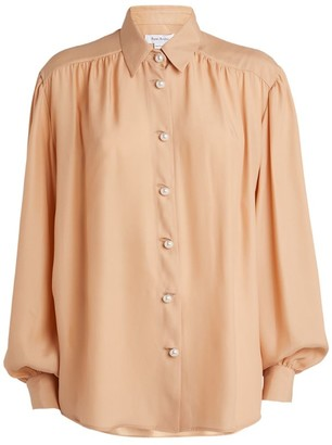 Roche Ryan Silk Blouse