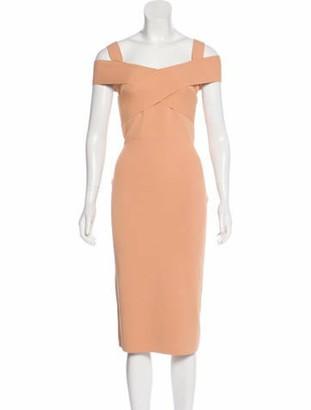 Tom Ford Sleeveless Knit Midi Dress w/ Tags