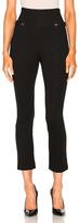Pierre Balmain Skinny Pant in Black.