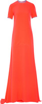 Roksanda Garnet stretch-crepe gown