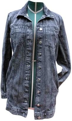 Asos Grey Denim - Jeans Jacket for Women