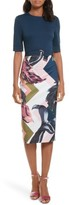 Ted Baker Women's Casiew Eden Body Con Dress