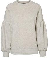 Vero Moda Puffy Sweatshirt