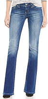Miss Me Whiskered Low-Rise Bootcut Jeans