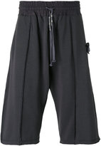 Damir Doma drawstring track shorts - men - Cotton/Polyester - M
