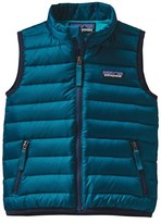 Patagonia Infant Boy's Water Repellent Down Sweater Vest