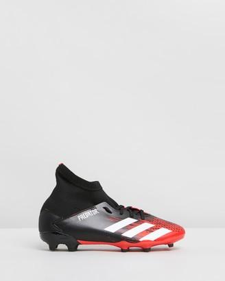 adidas Predator 20.3 Firm Ground Boots - Kid's