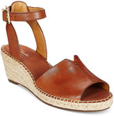 Clarks Artisan Women's Petrina Selma Espadrille Wedge Sandals