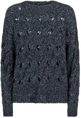 Etoile Isabel Marant Knitted Sesley Sweater