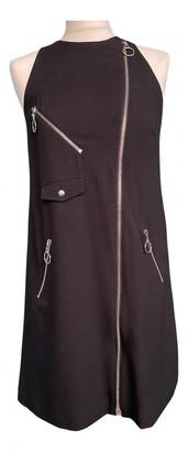 Jeremy Scott Black Polyester Dresses