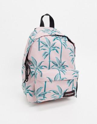 Eastpak Orbit mini backpack in tree print