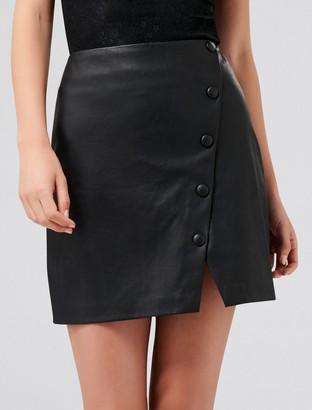 Ever New Kensley Wrap Mini Skirt
