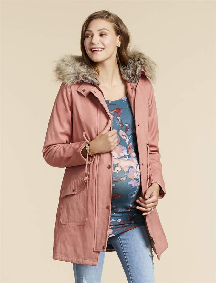 Motherhood Maternity Maternity Anorak Jacket