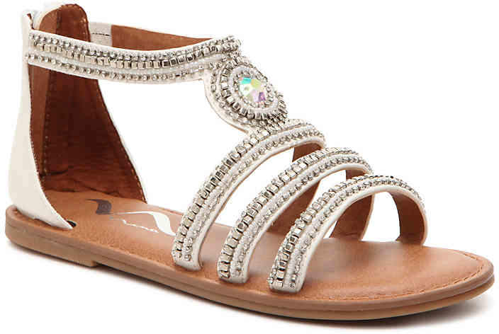 Nina Jobet Youth Sandal - Girl's