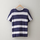 Jungmaven Striped Crewneck T-Shirt