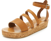K. Jacques Clairval Flatform Sandals