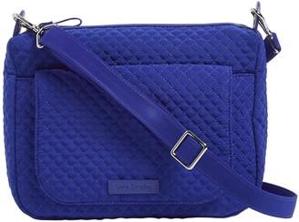 Vera Bradley Microfiber Carson Mini Shoulder Bag