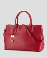 Lauren Ralph Lauren Satchel - Newbury Double Zip