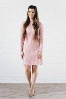 Shabby Apple Annabella Dress Pink