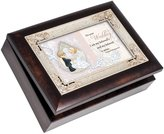 Precious Moments Wedding Cottage Garden Italian Inspired Music Box Plays Amazing Grace