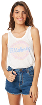 Billabong Laguna Womens Tank White