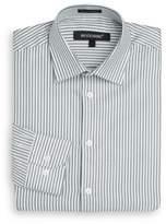 Bogosse Slim-Fit Striped Dress Shirt