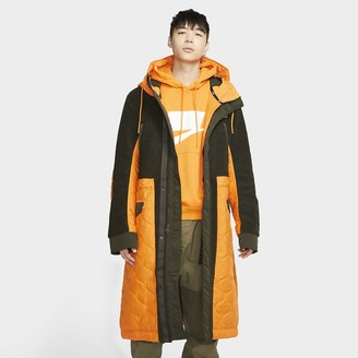 Nike Synthetic Fill Parka Sportswear Sport Pack