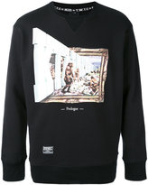 Kokon To Zai graphic printed sweatshirt
