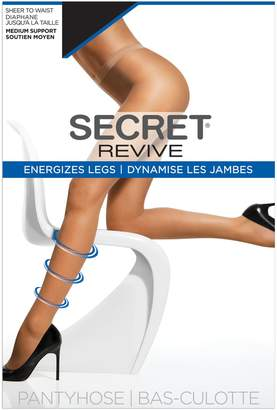 Secret Hosiery Medium Support All Sheer Pantyhose