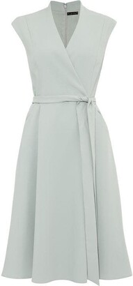 Phase Eight Joyce Belted Fit & Flare Dress