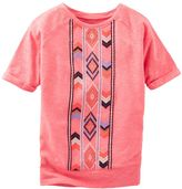 Osh Kosh Girls 4-8 Tribal Tee