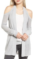 Chelsea28 Women's Cold Shoulder Cardigan