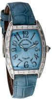 Franck Muller Diamond Curvex Watch