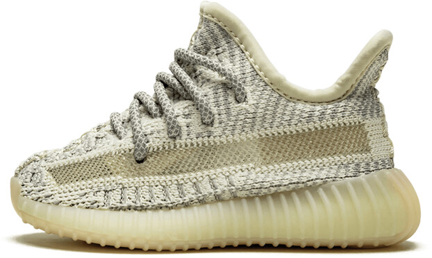Adidas Yeezy Boost 350 V2 Infant 'Lundmark' Shoes - Size 5K