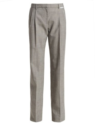 Alexander Wang Stretch Wool Trousers