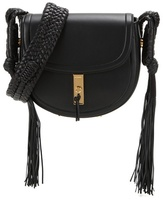Altuzarra Ghianda Bullrope Saddle Leather Shoulder Bag