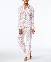 Alfani Printed Knit Pajama Set, Only at Macy's