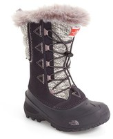 The North Face Toddler Girl's Shellista Lace Ii Waterproof Boot
