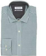 Nautica Wrinkle Resistant Windowpane Shirt